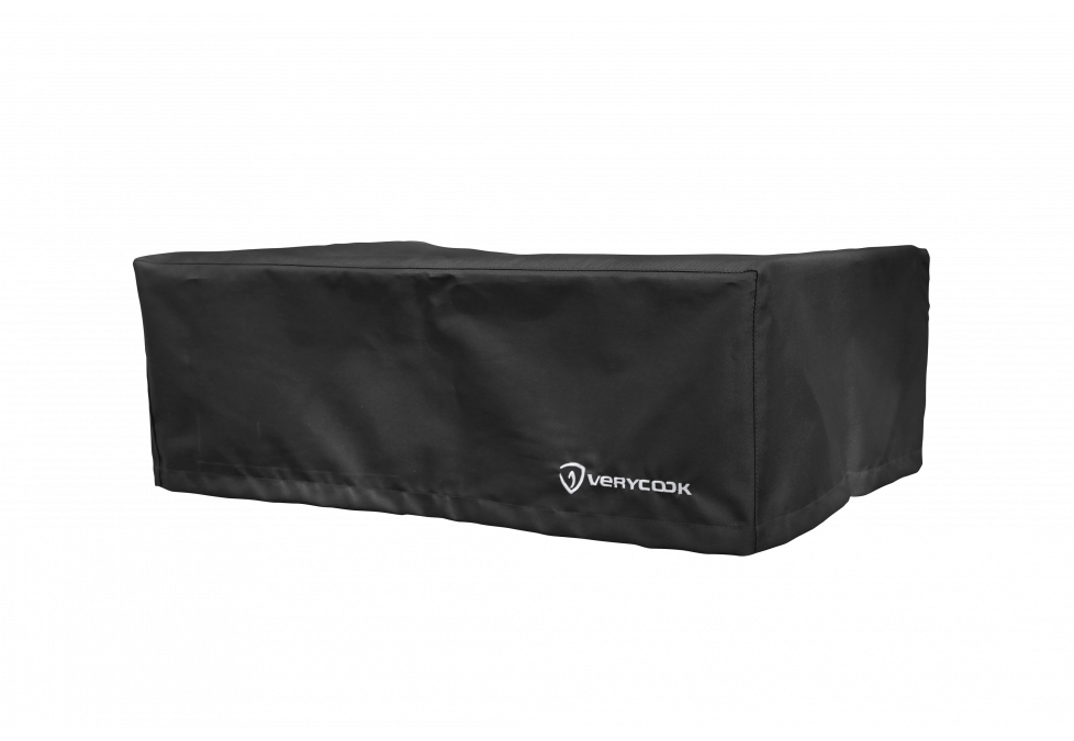 Plancha grill cover