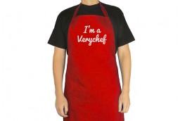 """Kookschort """"I'm a Verycooker"""""""