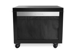 De Verycook keukentrolley - zwart XL