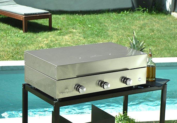 verycook plancha grill de kwaliteit bakplaat voor outdoor koken. Black Bedroom Furniture Sets. Home Design Ideas